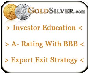 """""""GoldSilver.com"""""""
