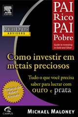 Buy the Portuguese version of Guide to Investing in Gold and Silver