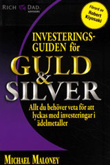 Buy the Swedish version of Guide to Investing in Gold and Silver