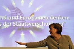 La crisis del euro se comenzar�a a expandir a Alemania