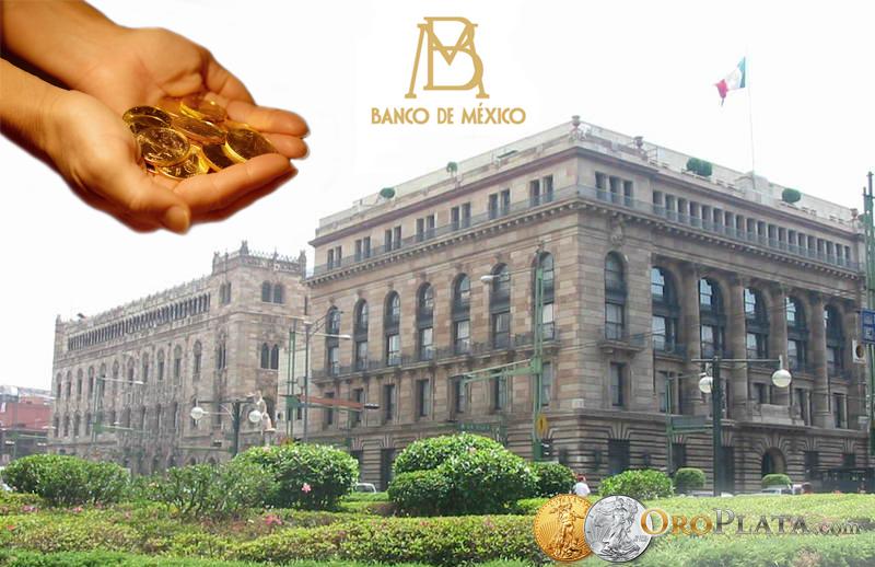 Banco de M�xico, �Traer�a Sus Reservas de Oro al Pa�s?
