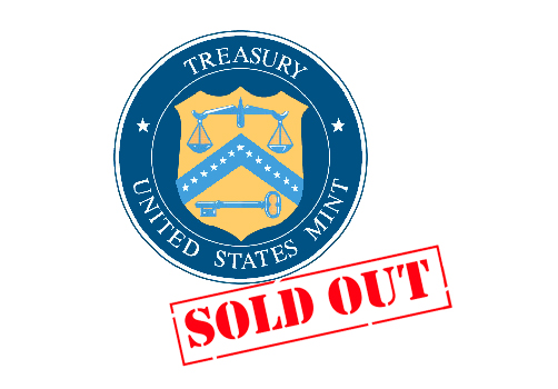 US Mint Sold Out of 2013 Silver Eagle Coins