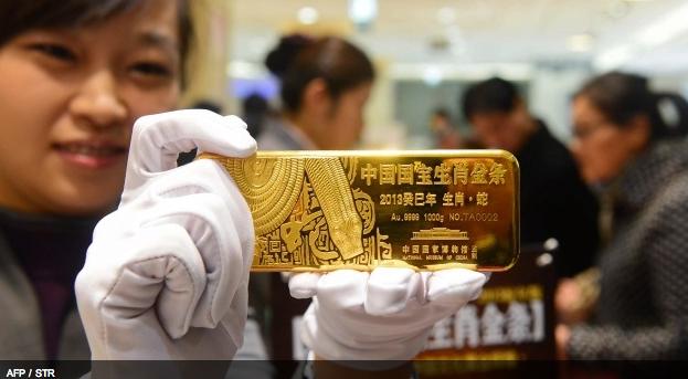 China es el primer productor de oro mundial por sexto a�o consecutivo