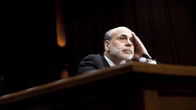 EE.UU: La Reserva Federal podr�a estar a punto de perder medio bill�n de d�lares