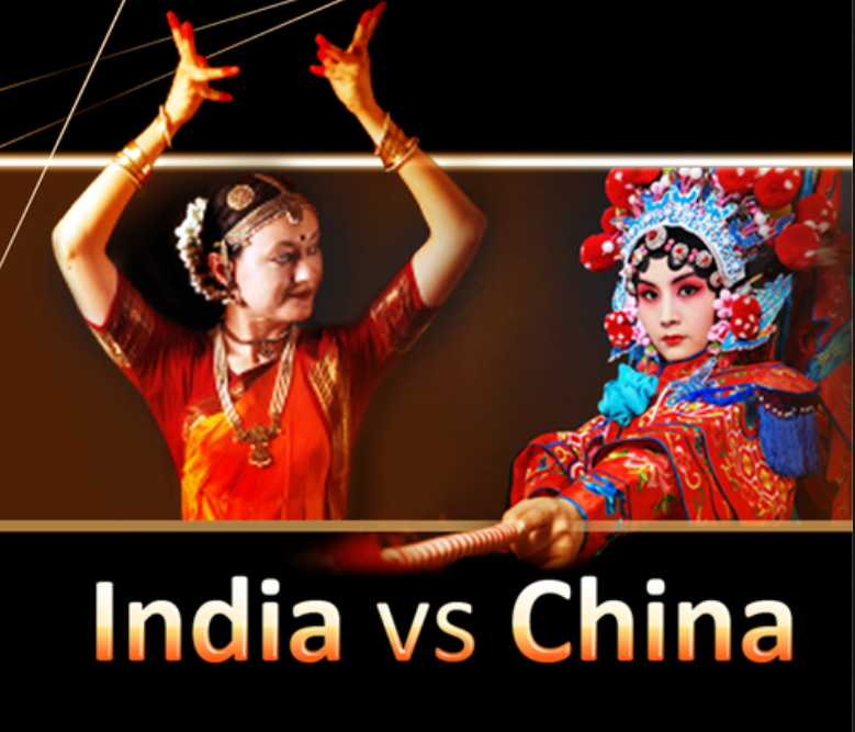 India vs China, La Demanda De Oro