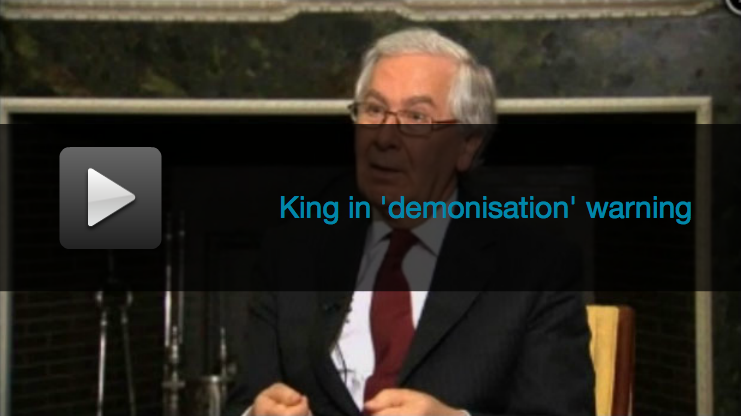 Sir Mervyn King: stop \'demonising\' bankers