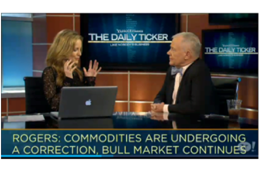 Jim Rogers - The Commodities Bull Market Is Still On