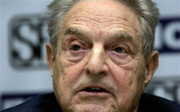 George Soros Blasts \'Parasite\' Banks