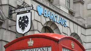 Barclays Drops In London After Gold-Fix Lawsuit