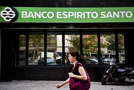 El caso Esp�rito Santo salpica a Credit Suisse