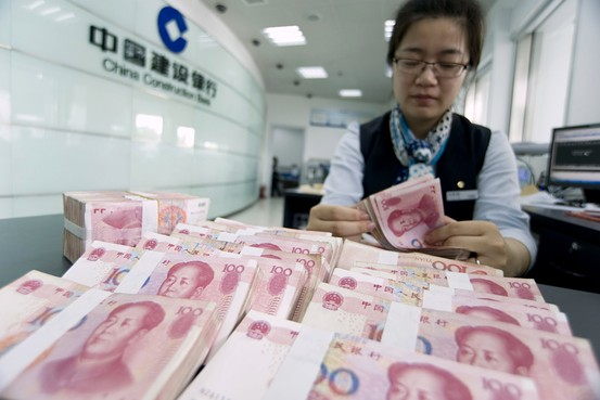 El yuan alcanza nuevo m�ximo de 5 meses frente al d�lar