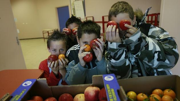 ustria pide a sus ciudadanos comer m�s manzanas para resistir las sanciones rusas