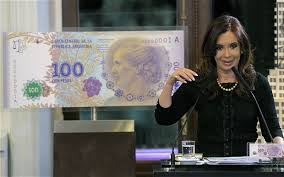 Argentine peso hits record low of 14 per dollar on black market