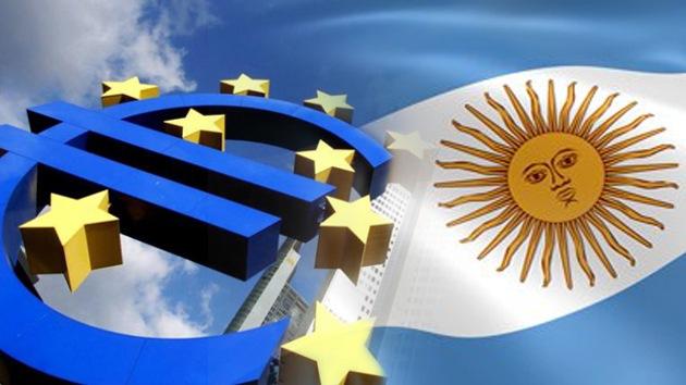 El acercamiento econ�mico entre Rusia y Argentina enfurece a la UE