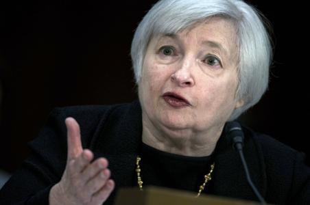 Janet Yellen dice que el mercado laboral a�n debe recuperarse