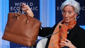 The DSKing Of Christine Lagarde - IMF Head Formally Charged In Fraud Probe