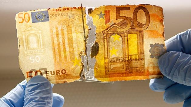 �Hacia el fin del euro? Alemania, Francia e Italia no levantan cabeza