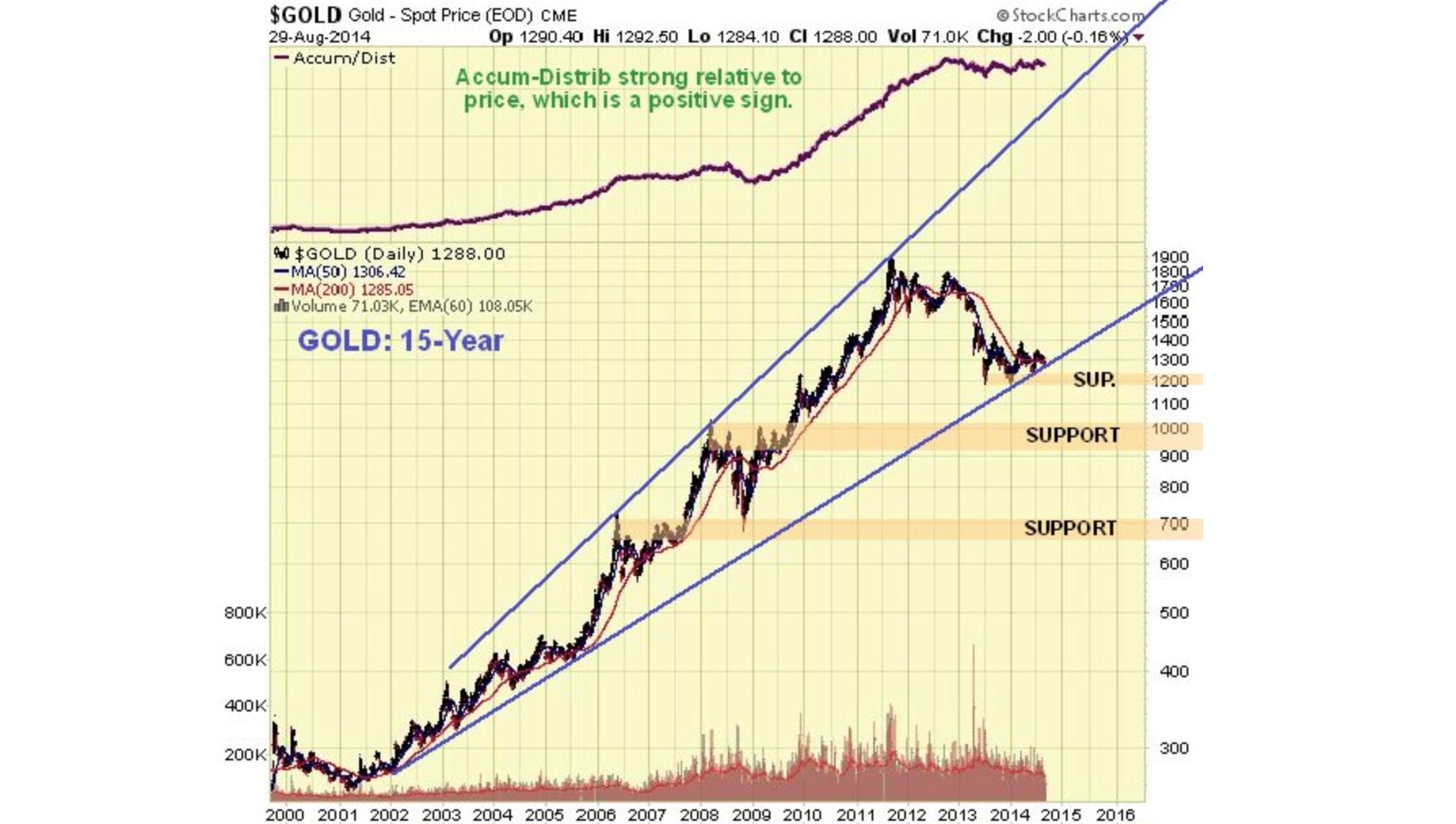 Gold Market Update - Clive Maund