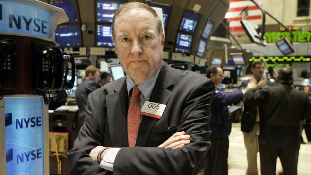 Art Cashin - Things could theoretically turn into what I call a