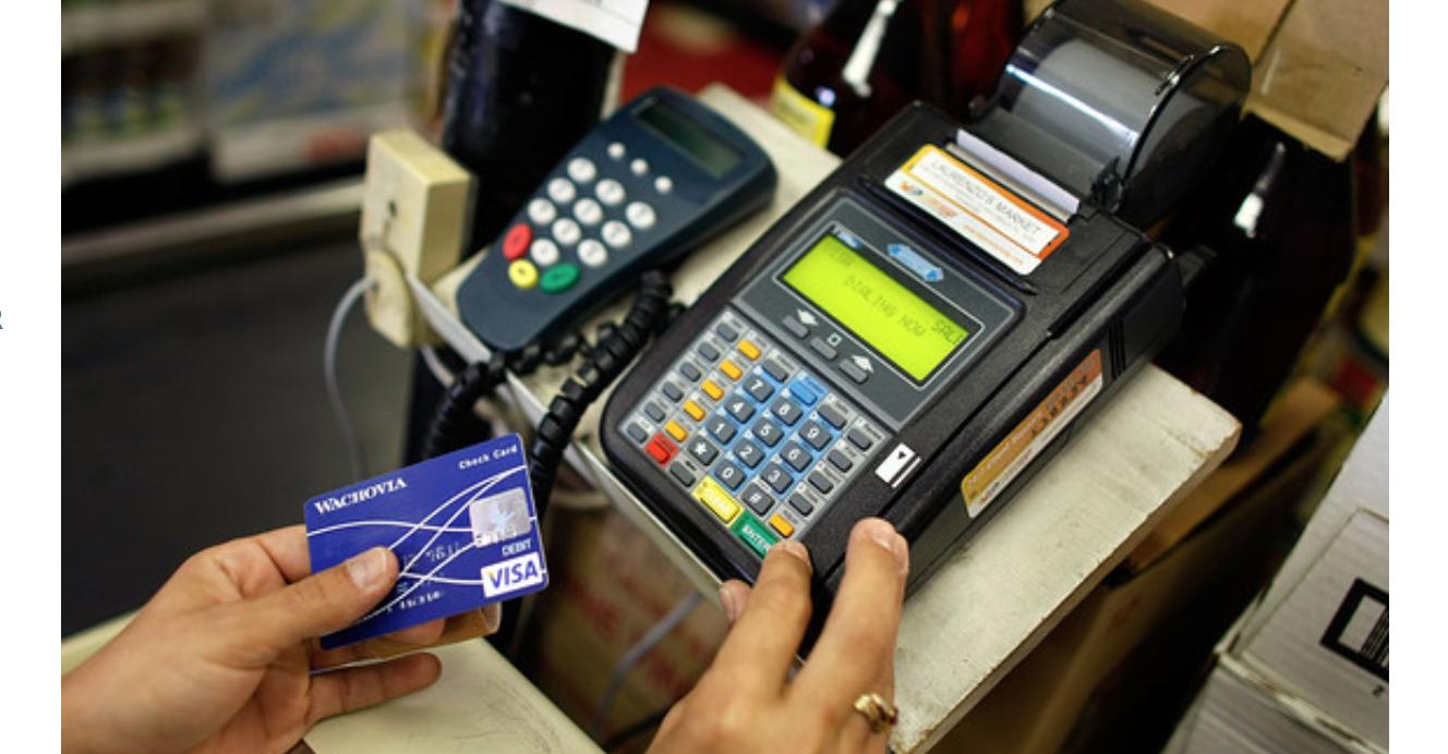 American Credit-Card Debt Hits A Post-Recession High