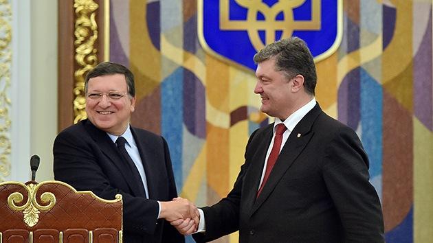 El Parlamento ucraniano ratifica el Acuerdo de Asociaci�n con la Uni�n Europea