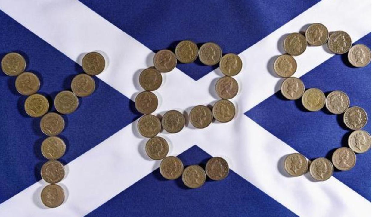 Scotland Prepares For Bank Runs - 'Quietly' Sends Millions Of Banknotes North