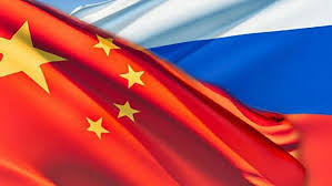 China + Russia v USA + Europe