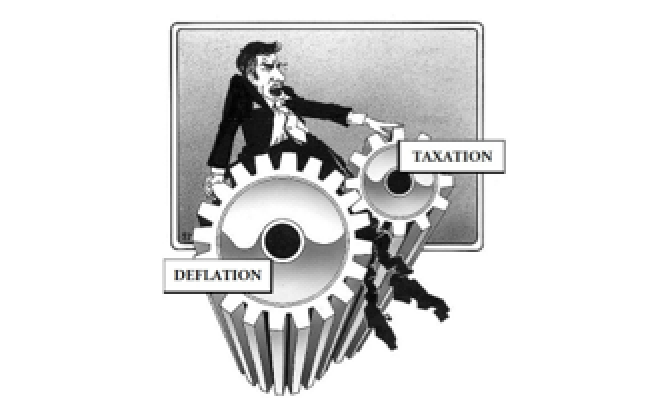 74% of all Municipals want to raise Taxes � Hello DEFLATION! - Martin Armstrong
