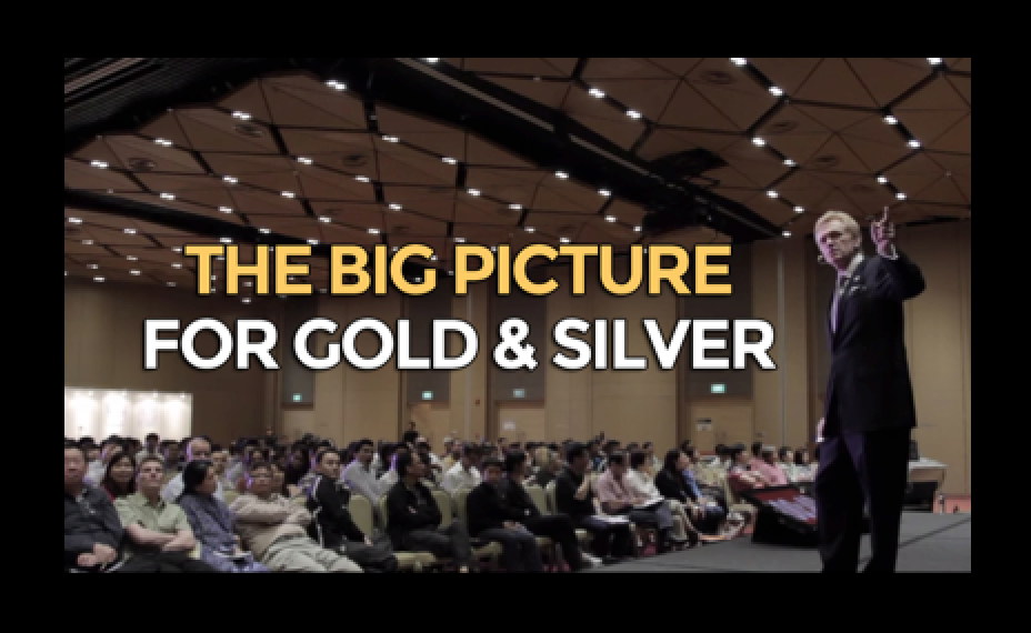 The Big Picture For Gold and Silver
