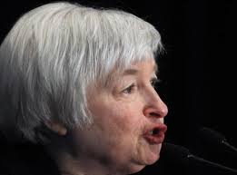 The Trolling Continues - Fed Chairwoman Expresses Her Condolences To America's Poor