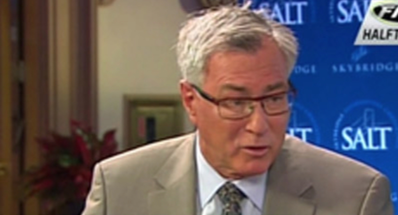 Eric Sprott - Get Your Money �Out Of Banks and Into Something Tangible�