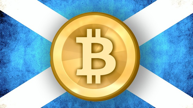 �Podr�a el bitc�in convertirse en la moneda oficial de Escocia?