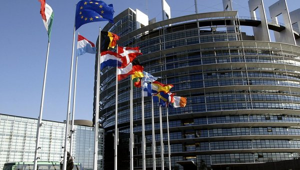 European Parliament Calls For Excluding Russia From SWIFT System