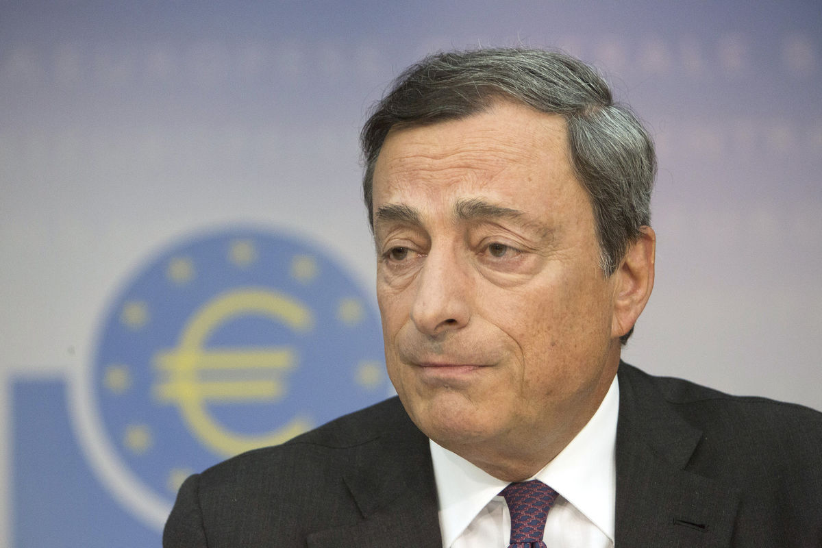 Mario Draghi�s stimulus pledge didn�t convince investors for long.