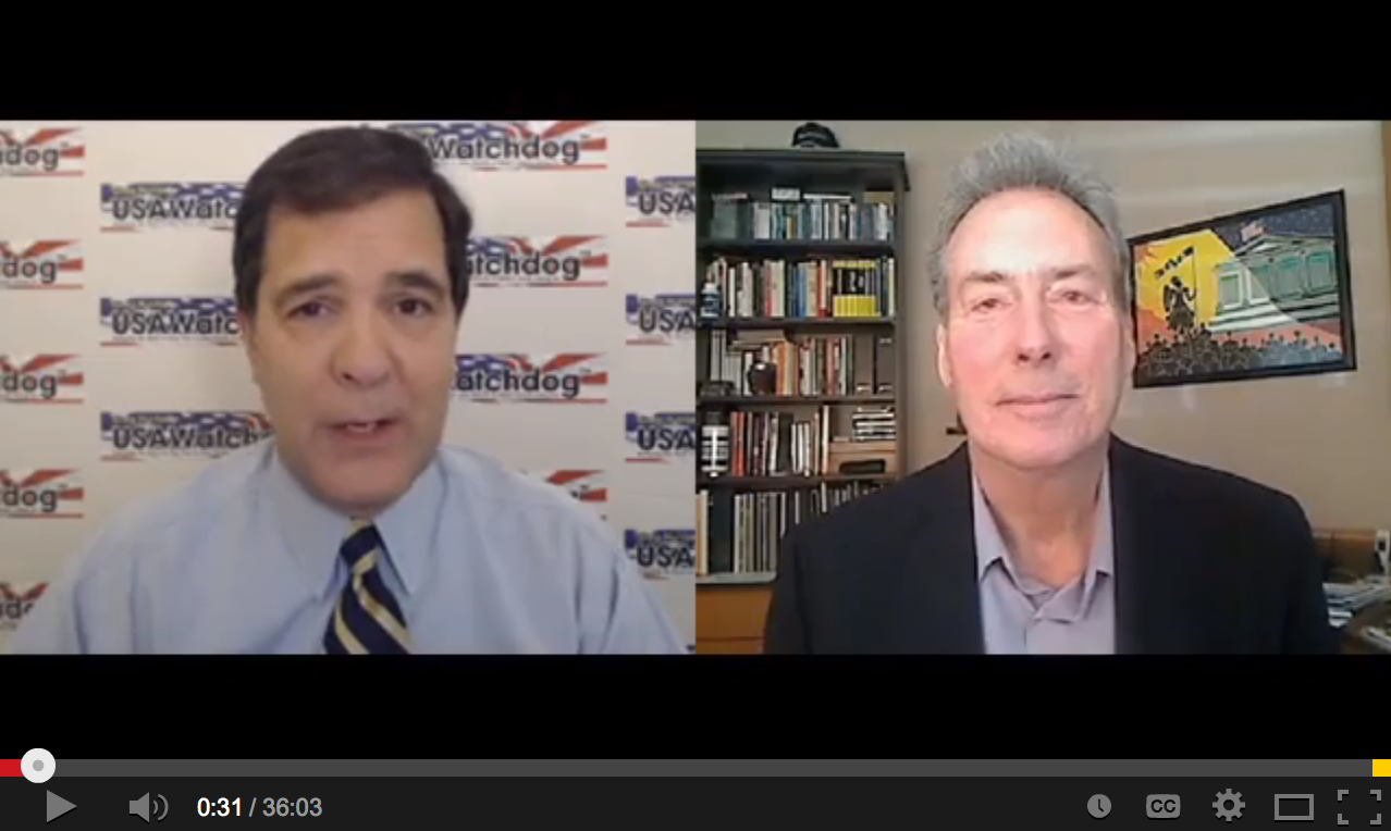 David Morgan - US Dollar is the Last Stop Before Gold and Silver Spike