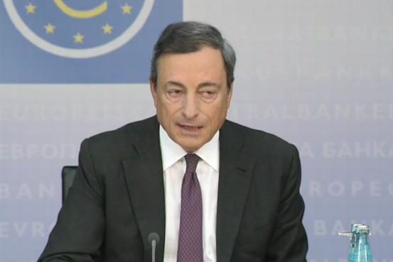 El presidente del BCE, abierto a una mayor flexibilidad monetaria