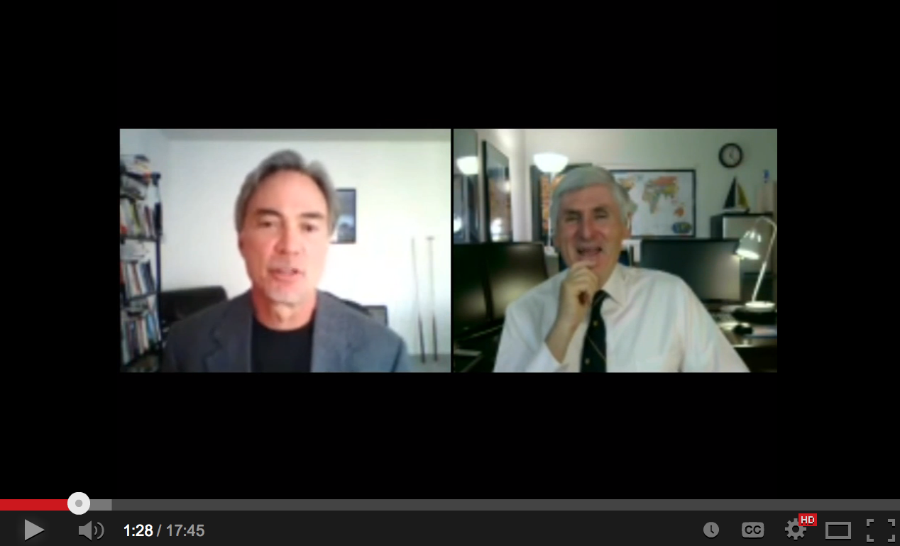 Gordon T. Long's Macro Analytics - Cartels, Monopolies and Crony Capitalism with John Rubino