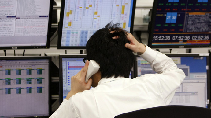 �Fat-fingered� blunder - $617bn accidentally traded on Tokyo Stock Exchange