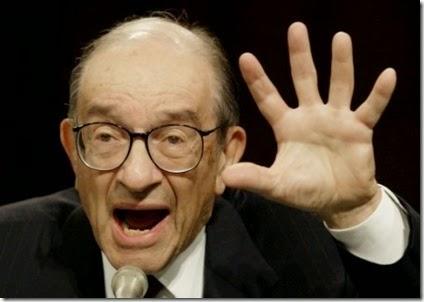 Greenspan: M�S RESERVAS DE ORO DAR�AN A CHINA �FORTALEZA INESPERADA�