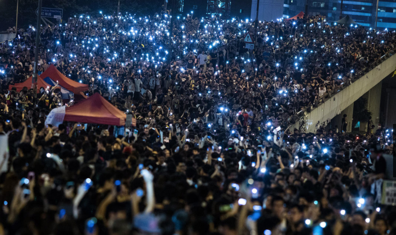 China Warns Hong Kong Protesters Of �Unimaginable� Consequences