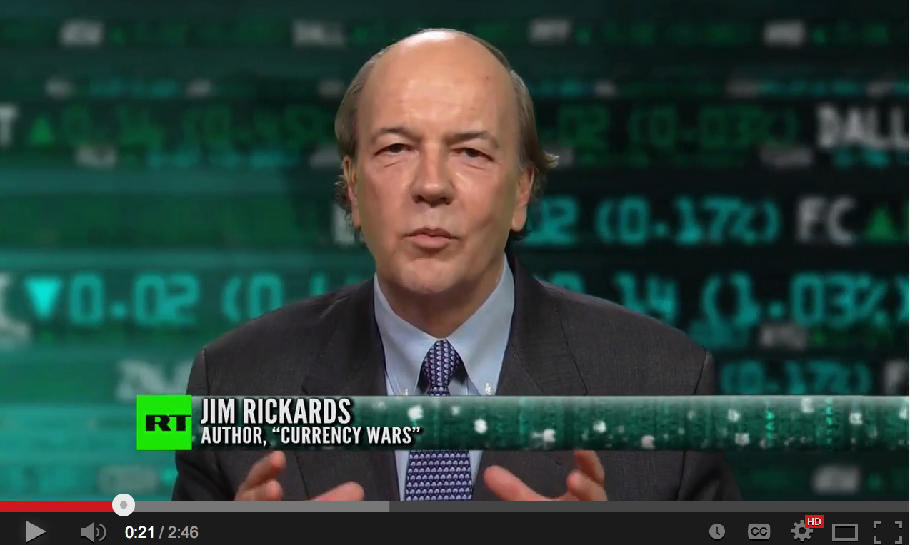 Jim rickards project prophecy recommendations butik work
