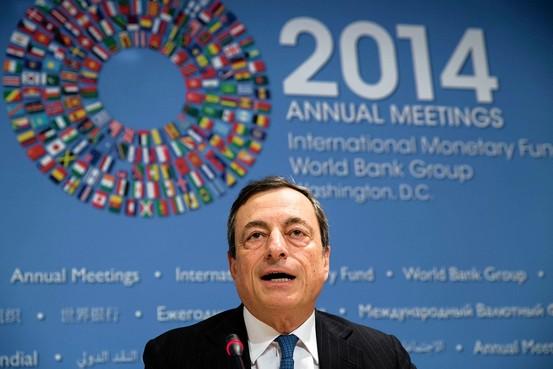 La deflaci�n es el nuevo fantasma que asusta a los mercados globales