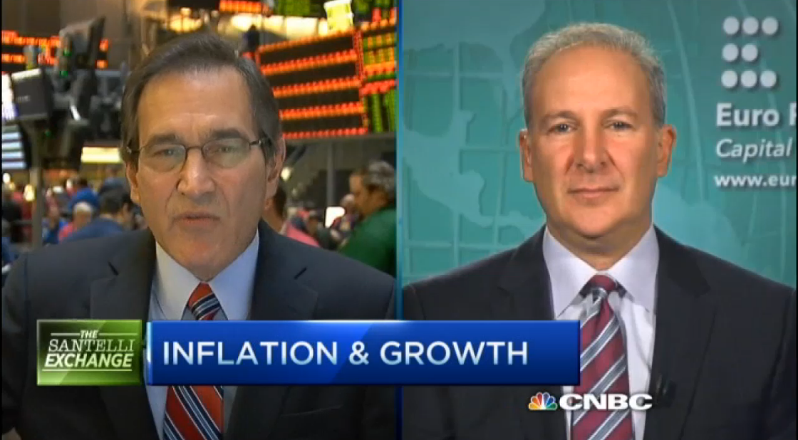 Santelli Exchange - QE consequences