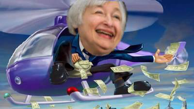 Janet Yellen - Average Net Worth of 62 Million U.S. Households is $11,000