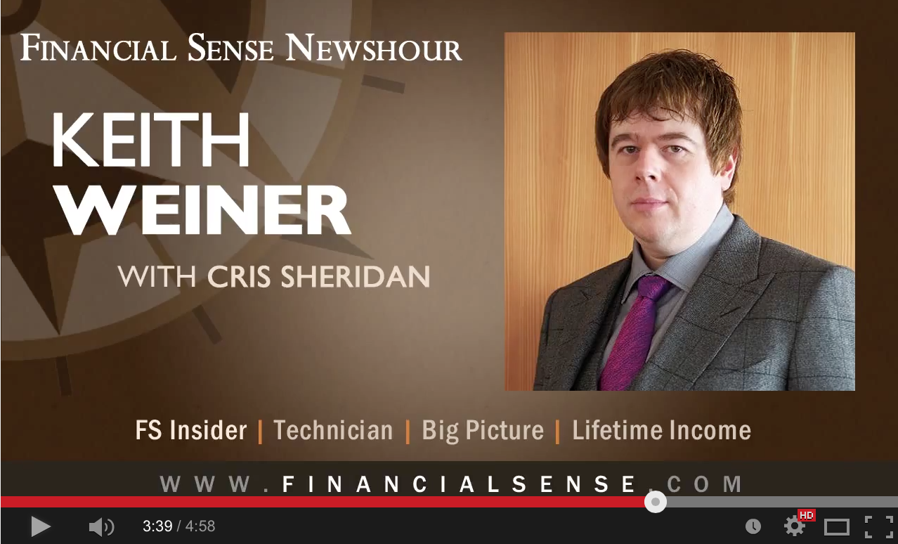 Keith Weiner on Gold Manipulation, Naked Short Selling, and China�s Gold Imports