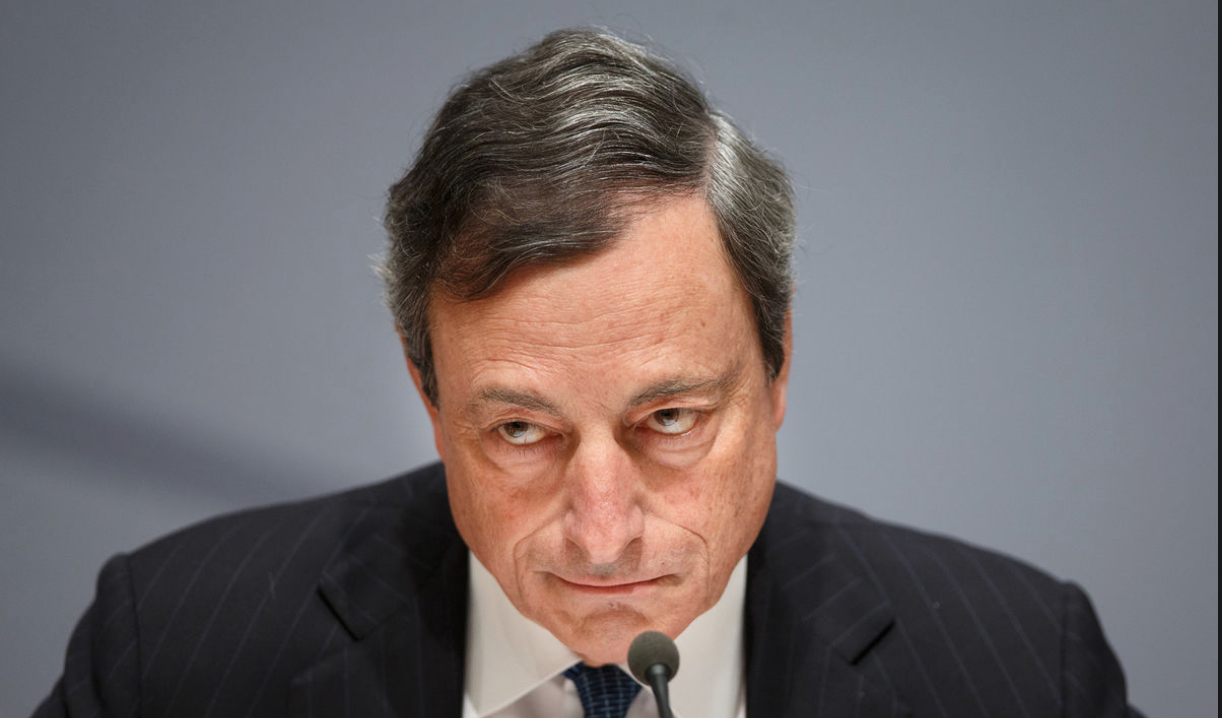 �Draghi put� doubt places spotlight on Fed