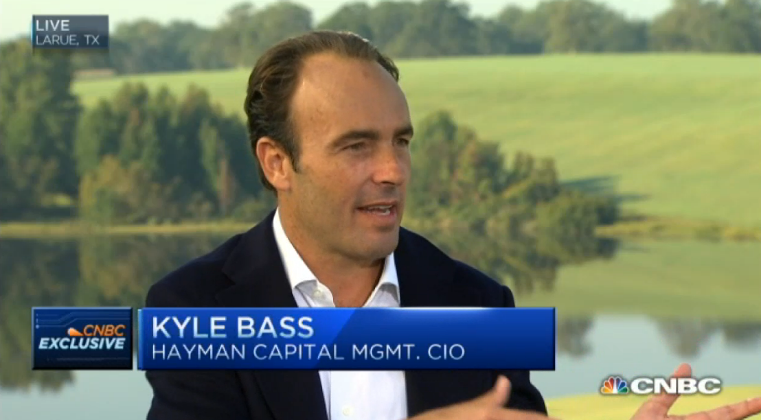 Kyle Bass predicts more macro volatility