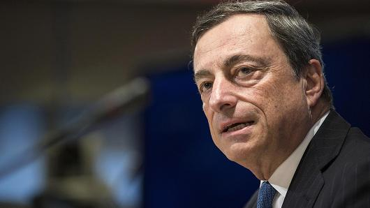Draghi - Joint Effort Needed to Avoid 'Recession' - Calls For Stimulus