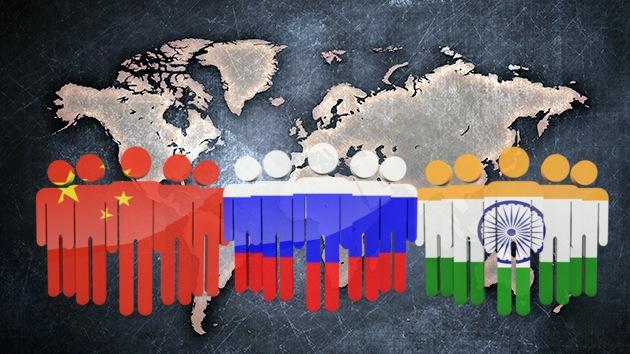 El nuevo orden mundial ser� creado por China, la India y Rusia