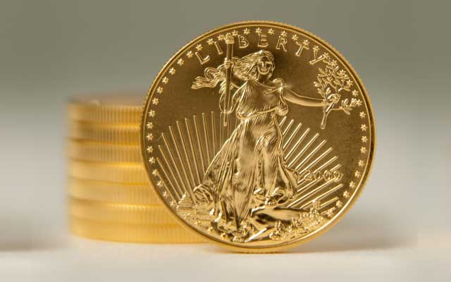 U.S. Mint's Eagle Gold coin October Sales are Highest Since January